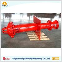 China Manufacturer Vertical Centrifugal Slurry Pump
