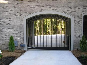 Newest 2017 For Driveways Entrance Gate Pillar Designs