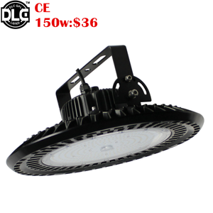 DLC ETL CE SAA shenzhen Factory warehouse industrial highbay IP65 60w 80w 100w 150w 200w 240w ufo high bay linear high bay lamp