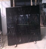 different types of negro marquina with own quarry & CE certificate