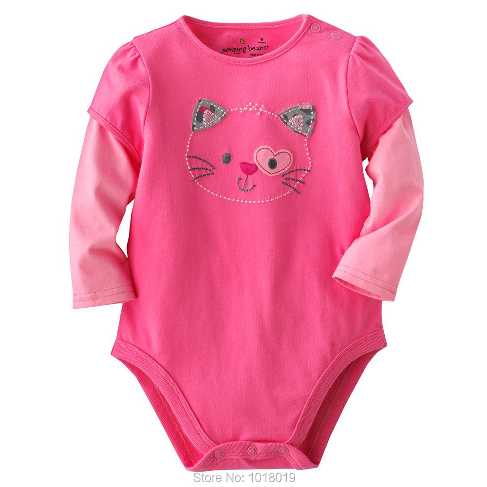 20e7812a9d9 Get Quotations · New Arrival High Quality Cotton Branded Bebe Newborn Baby  Girl Clothing Clothes Jumpsuit Creepers Bodysuits Baby
