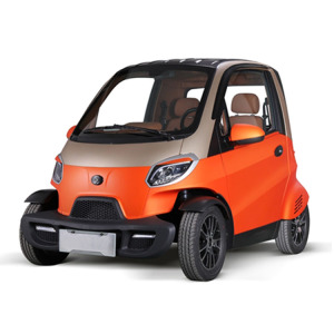 EEC 4 wheel High quality mini sightseeing manufacture low speed electric car