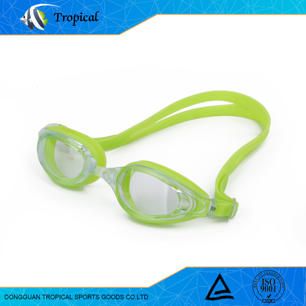 Wholesale Best hot sale silicone funny waterproof swimming goggles