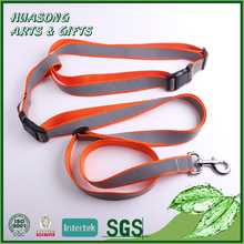 Custom Print Logo Orange Dog Leashes Brands Dubai