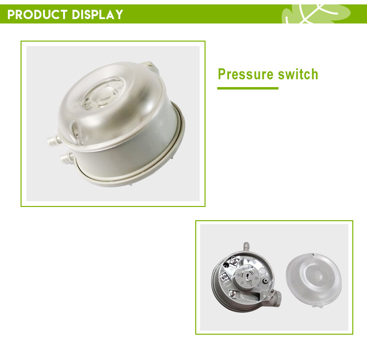 100-1000Pa Adjustable Differential Lowes Pressure Switch