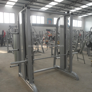 Commercial Exercise Trainer Smith Machine Parts Body Master Fitness Equipment Smith Machine