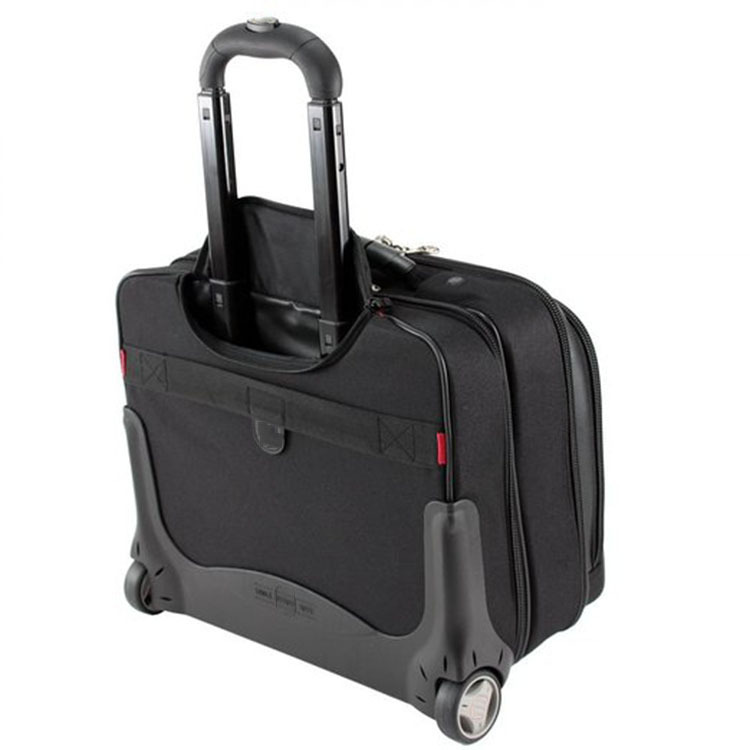 New Design Best Rolling Computer Backpack High Quality 2 Piece Business Laptop Trolley Bag