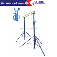 Steel Scaffold Fork Head Shoring Prop Money Made In Linyi City