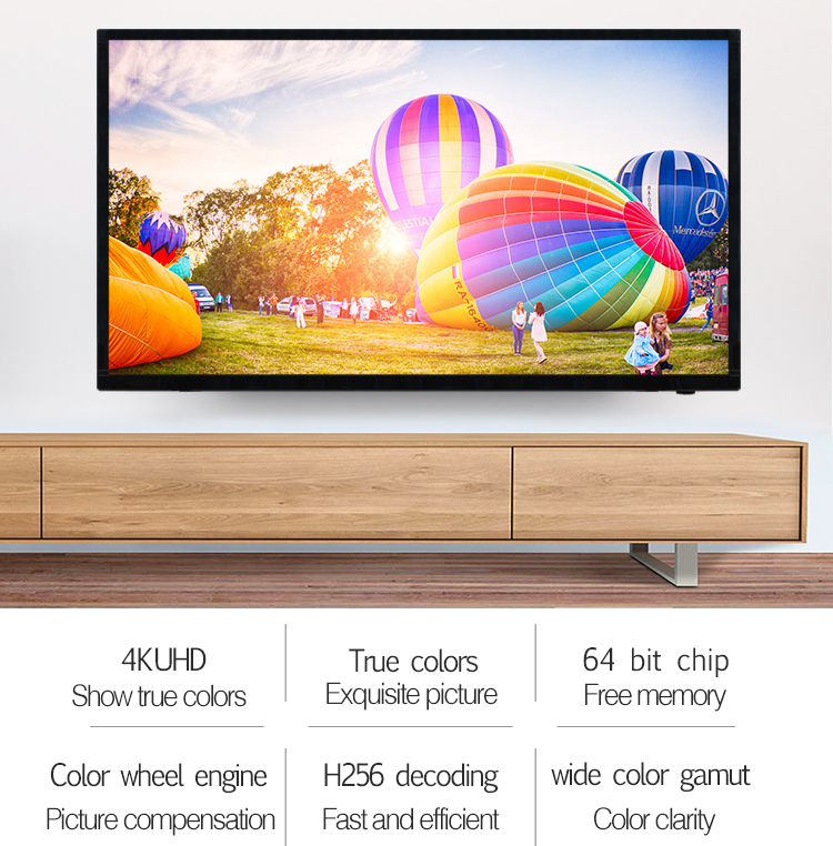 Television factory 32 42 49 Inch good price  Led Smart TV