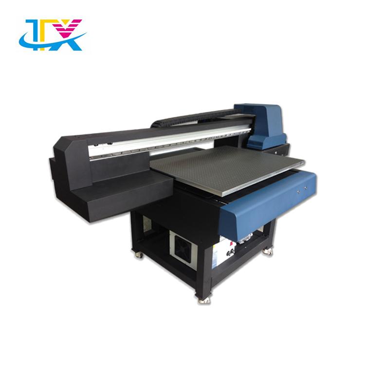 नई शर्त गर्म बिक्री यूवी प्रिंटर लकड़ी गैर बुना बैग प्लास्टिक प्लेट मुद्रण मशीन की कीमत पर बिक्री के लिए