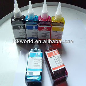 universal water based dye ink for HP920 ink cartridge compatible HP officejet 6000 6500 7000
