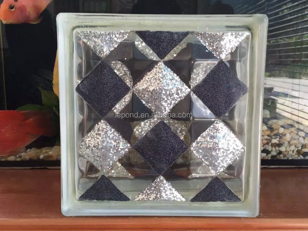 Bloque de ladrillo de vidrio para la partici n ladrillo de - Bloque de vidrio precio ...