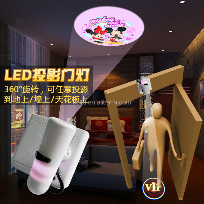 holiday gift led <strong>projector</strong> logo house door welcome light,VIP logo laser light Rotating LED light Logo <strong>projector</strong> gobo <strong>projector</strong>