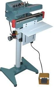 """AIE-600FA Pneumatic 24"""" Impulse Auto Foot Sealer / Bag Sealer (2mm Seal) from ABC Office"""