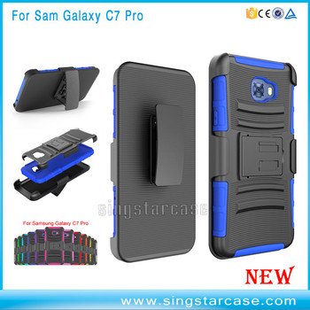 online store 5c847 ffea4 360 Degree Full Cover Heavy Duty Phone Cases For Samsung Galaxy C7 Pro  Holster Belt Clip Case - Buy Case For Samsung Galaxy C7 Pro,Phone Case For  ...
