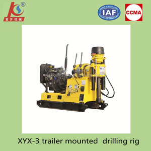 factory price 400m deep multi-function water well drilling machine