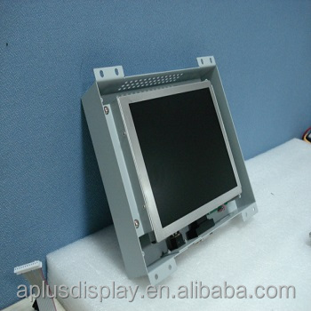 Wide view Angel Computer Monitor industrial lcd VGA DVI lcdLED Input for hospitality gaming display