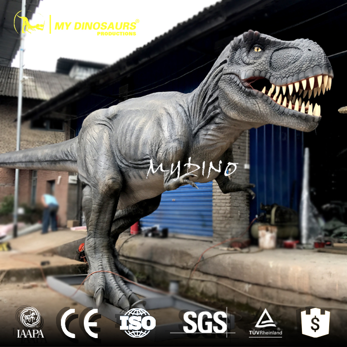 My Dino-AD225 Indoor/Outdoor Amusement Park Products Moving Dinosaur T-Rex Model