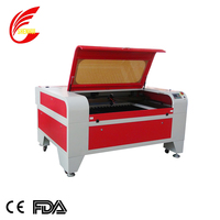 China factory Plastic, Wood, MDF, Acrylic, Glass, Stone, Marble CO2 60W/80W/100W/130w/ 150w Laser engraving
