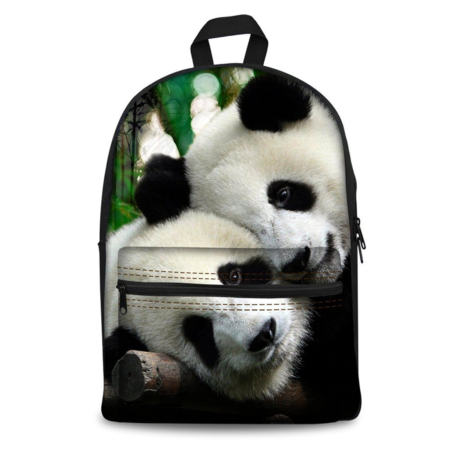 748cf5fb6a Showudesigns Amazing Animal Kids School Backpack Girls Boys Light Weight  Bookbag