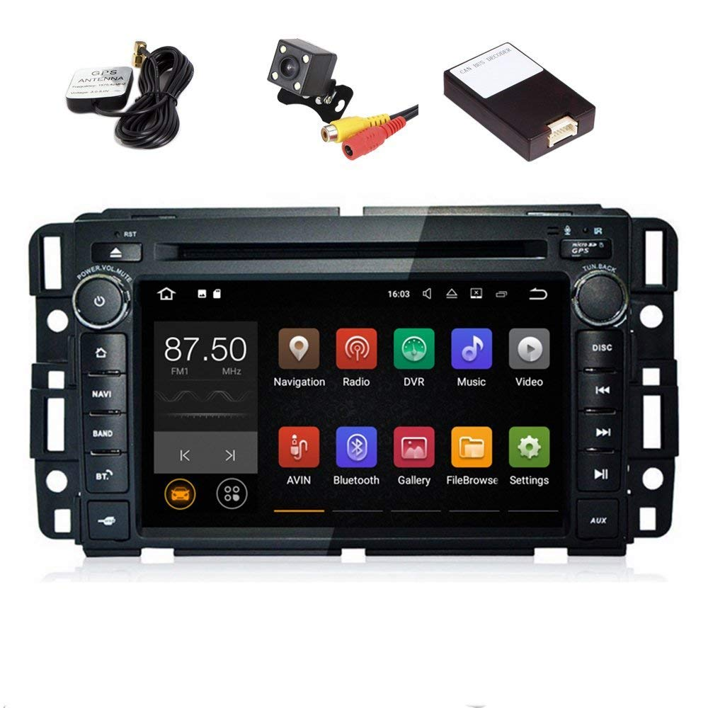 Get Quotations Toopai Android 7 1 Car Stereo Head Unit For Chevrolet Tahoe 2007 2008 2009 2010 2017