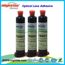 HT 8903 UV Liquid Optical Clear Lens Adhesive for bonding lens with glass/PVC/ABS/PC