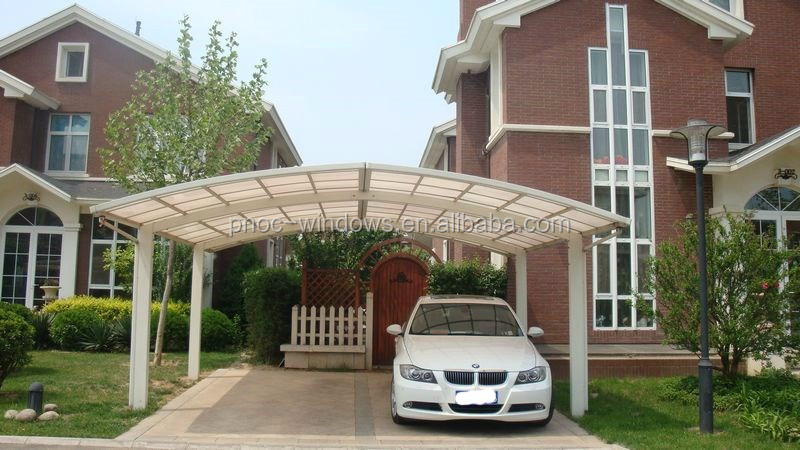 Lowe S Carports : Aluminum alloy luxurious prefab lowes carports buy