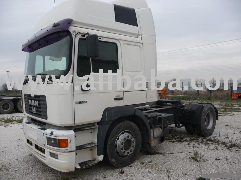Used Trucks Tractor 2xman 18-464 19-403 19-502 Truck