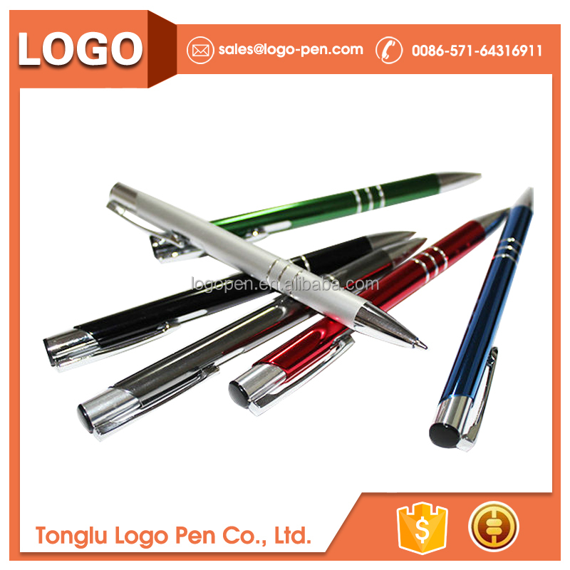 fast delivery lighted tip metal marking pen