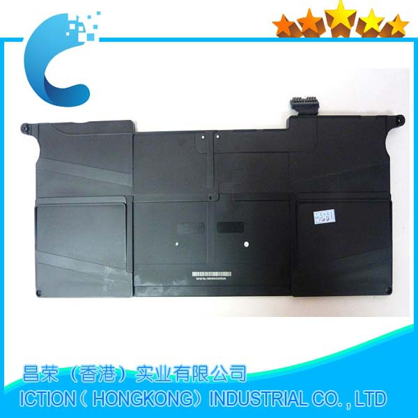 "Laptop computer Battery For Apple Macbook Air 11"" A1370 2011 A1465 2012 2013 A1406 A1495 2014, for Mac Battery"
