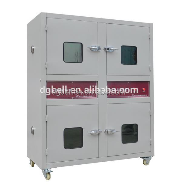 Explosion proof Chamber for Battery Over Charging and Discharge Safety Testing
