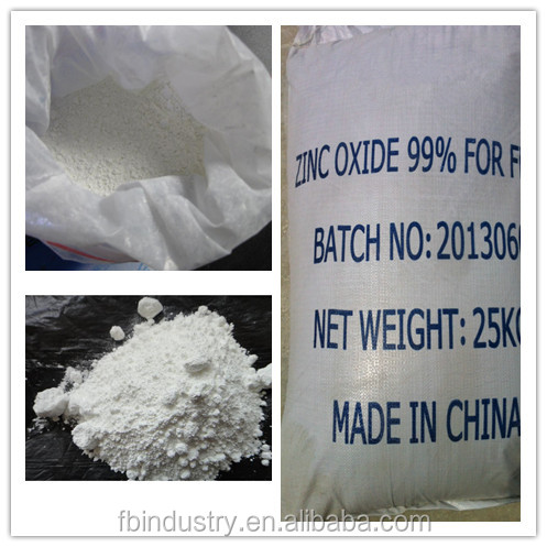 17 Years Factory Wholesale Zinc oxide Price
