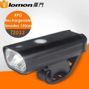 T2033 5w XPG Outdoor Best Bicycle Accessories USB Rechargeable Wholesale Led Bike Lights