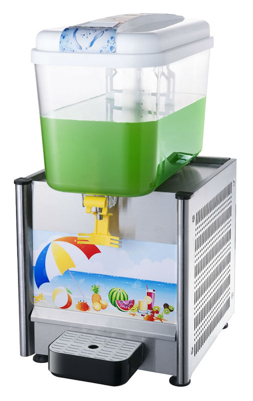 soft drink machine dispensador de jugo YSJ-18