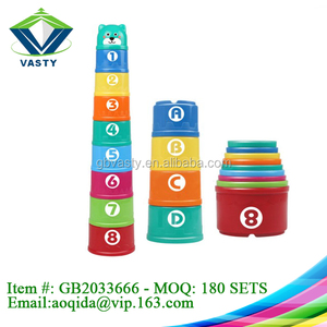 Kids gift Intelligence toy speed stack cup for wholesale