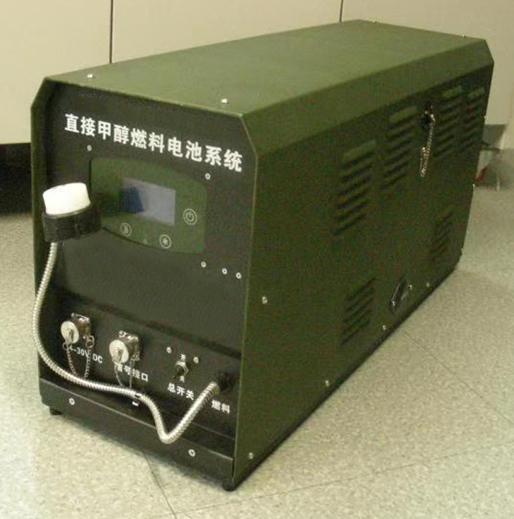 200W Direct Methanol Fuel Cell DMFC Fuel Power Generator for Military Use