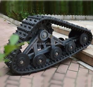 China factory hot sale All terrain rubber track conversion system tracks for Suzuki