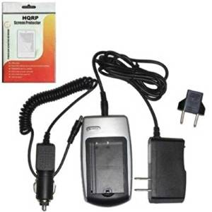 PV-GS15 Camcorder PV-GS14 LCD Dual Quick Battery Charger for Panasonic PV-GS2 PV-GS9 PV-GS12