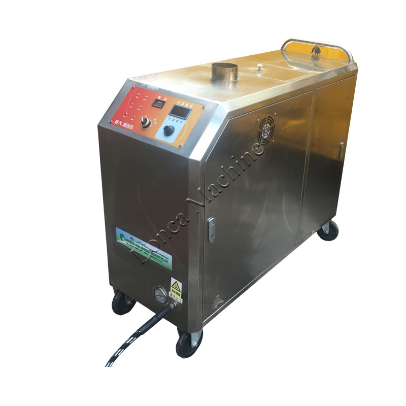 Electric Gas Cleaning Machine Lpg Steam Car Wash Machine ...