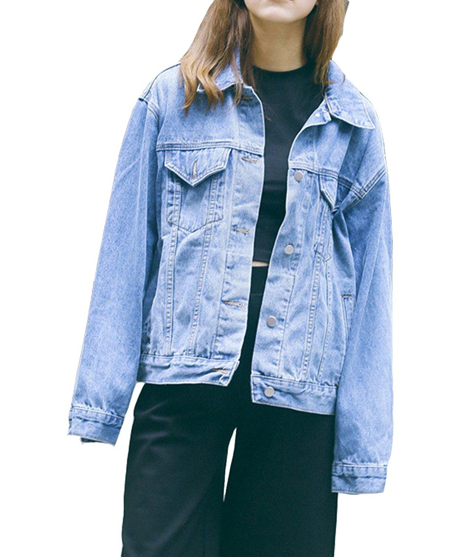 f39772274 Cheap Women Blue Jean Jackets