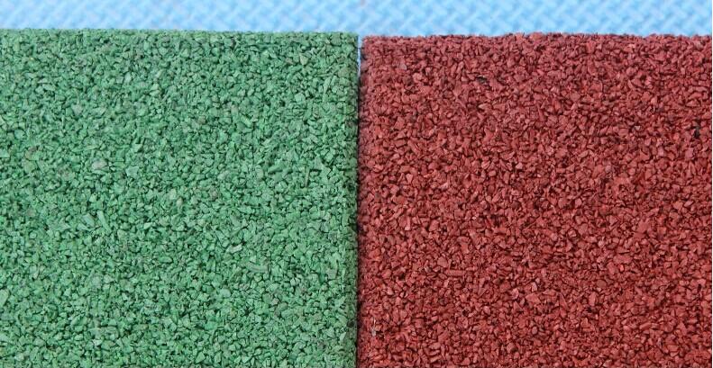 Hc 100a Soft Safety Outdoor Rubber Mat Outdoor Floor