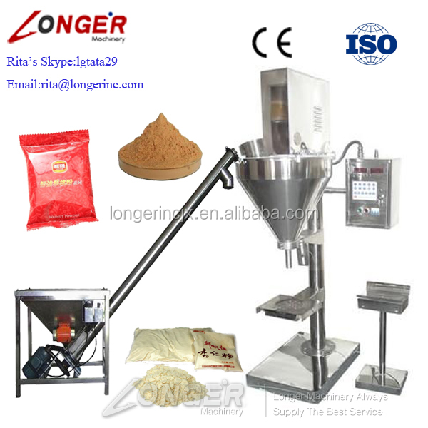 Coffee Powder Filling Machine/Baby Milk Powder Packing Machine/Wheat Flour Wrapping Machine