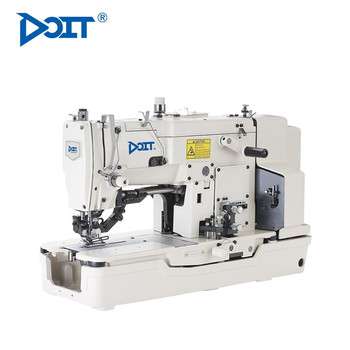Dt40 Jakly High Speed Lockstitch Straight Button Holing Trousers New Button Sewing Machine Price
