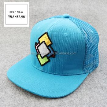 5ba7cb7c9380d1 Custom Design Flat Bill Snapback Trucker Hats China Made in Alibaba  Supplier/Trucker Cap Mesh