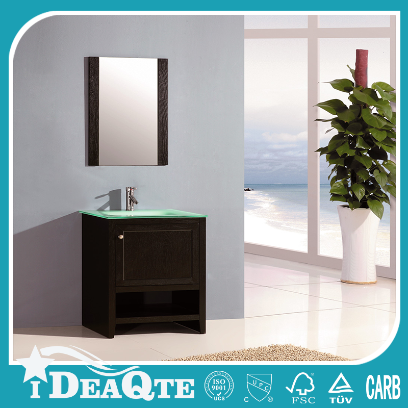 pvc raum bad eitelkeit toilette schrank mit waschbecken. Black Bedroom Furniture Sets. Home Design Ideas