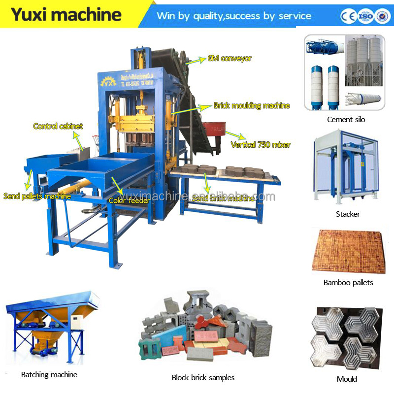 engineers offer training service low invest and high profits block making machine tanzania brick making machine for sale