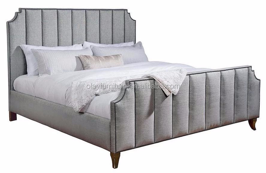 Furniture Bedroom Royal King Size Wholesale Queen Wood Double Bed ...