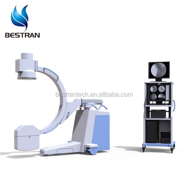 BT-XC02 High Frequency c arm fluoroscopy radiation exposure digital radiography system, image intensifier machine