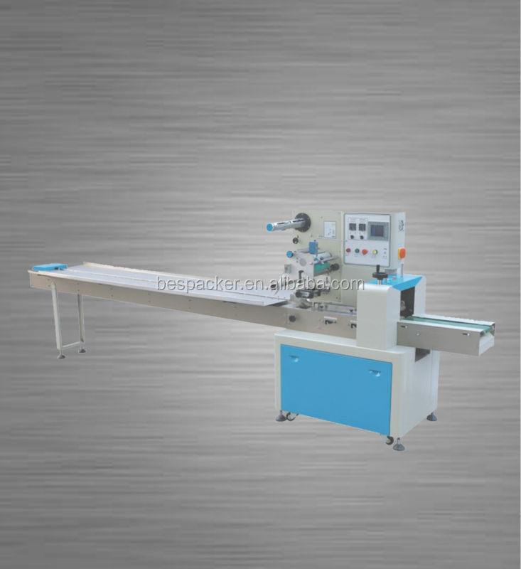 XK-280 Automatic horizontal popsicle stick packaging machine