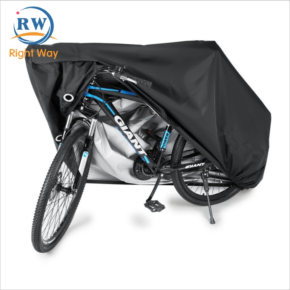 190T Polyester Fabrics Outdoor Waterproof Anti-Dust Bike Rain Cover